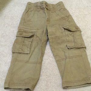 🐳5/$10 little boy long pants size 18m